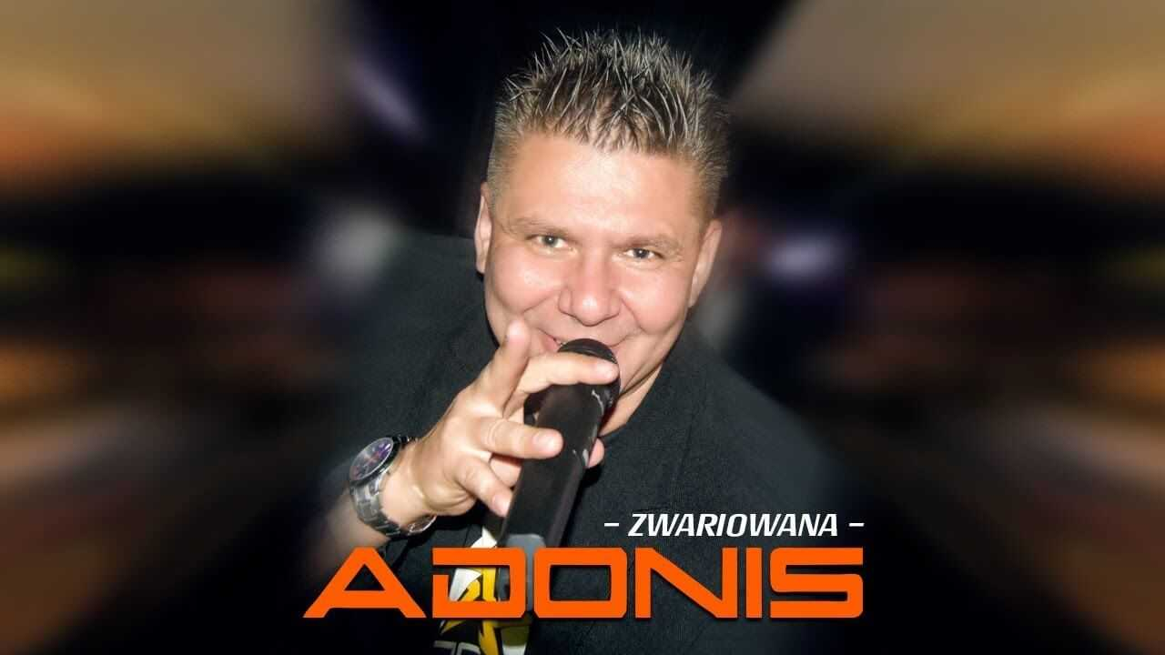 Adonis – Zwariowana (Lyrics Video)