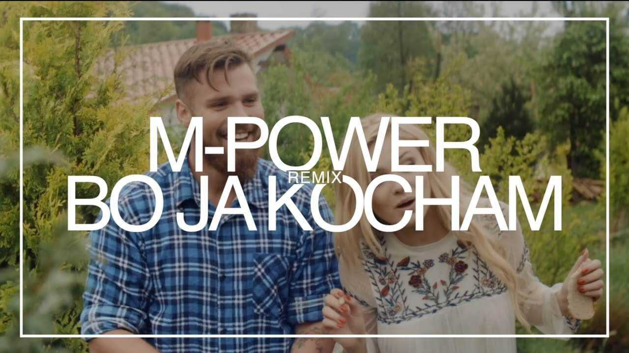 M-Power – Bo ja kocham (Dj Ari oldschool 90's remix)