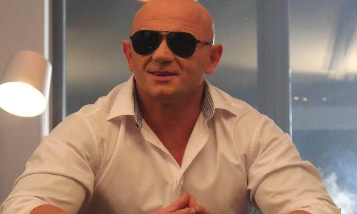 Wywiad z Krystianem Pudzianowskim. Liderem zespołu Pudzian Band.