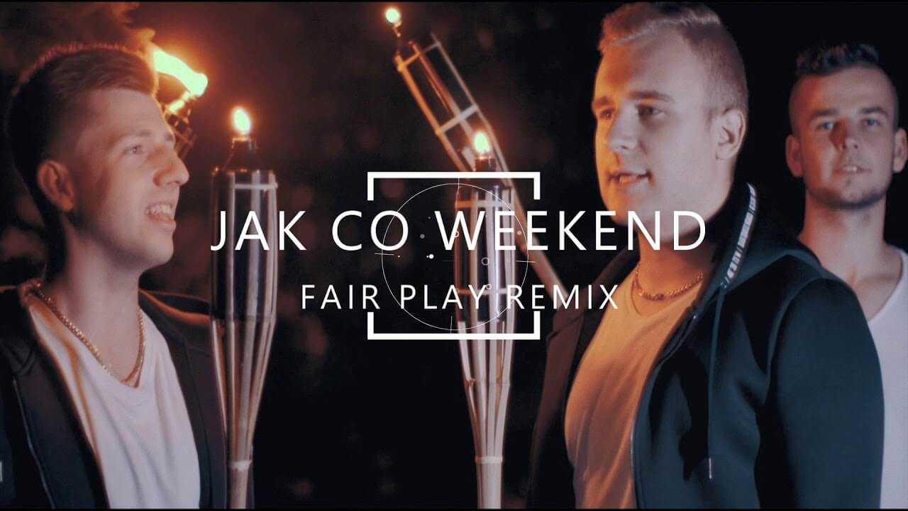 Menelaos – Jak co weekend (Fair Play remix)