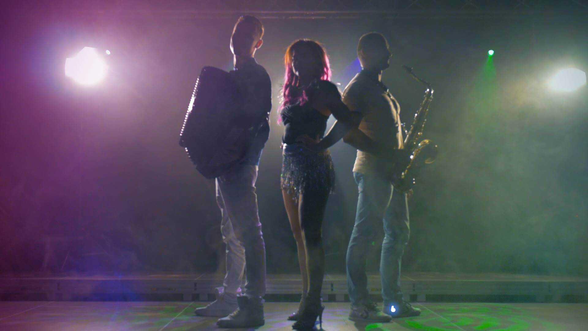 Półfinaliści programu Disco Star nakręcili teledysk! HaszTak – Mamy całą noc | Premiera