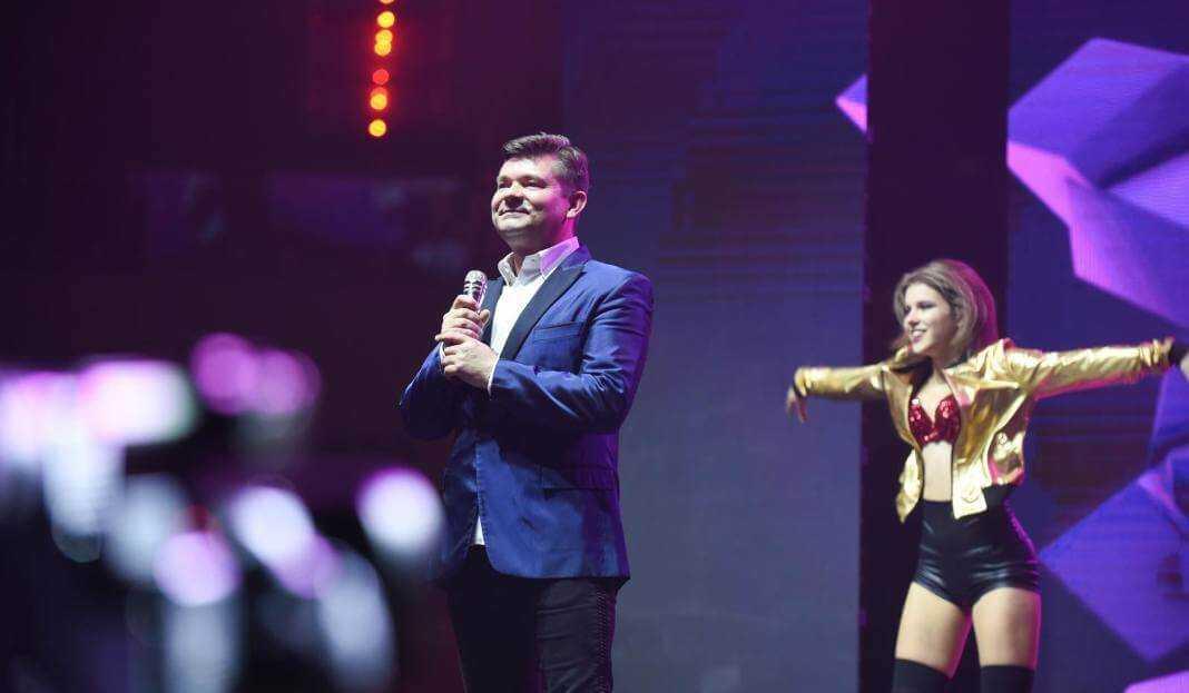 Zenek Martyniuk zawładnął publicznością podczas sylwestra marzeń z TVP2