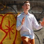 Premiera i debiut w disco polo! Maciej Brodowski – Ja tak kocham
