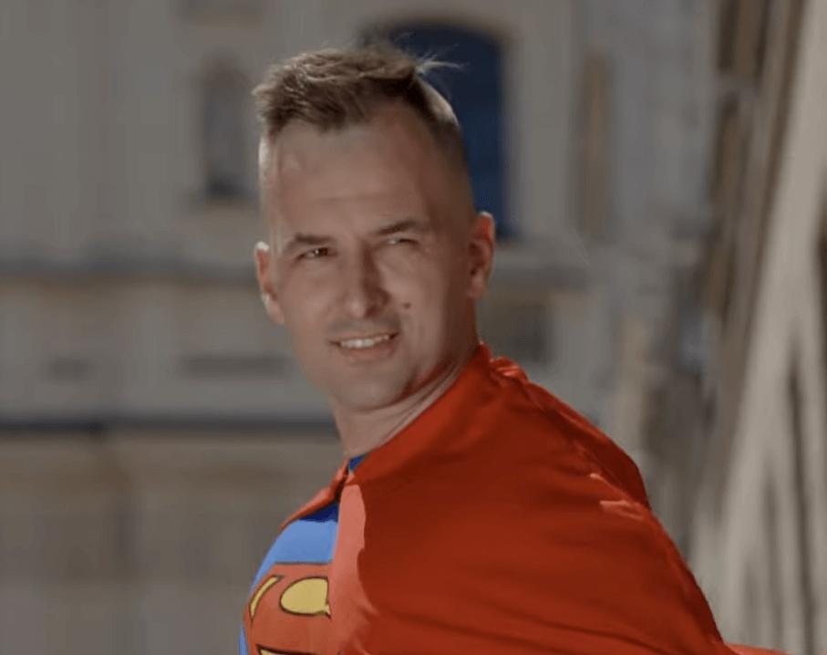 PIES NA BABY – SUPERMAN