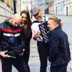 """Dziku rozpoczął prace nad nowym teledyskiem do utworu """"Masz w sobie to coś"""" (Zdjęcia)"""