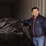 Na życzenie Zenka Martyniuka sprowadzili wyjątkowy samochód!