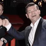 Zenon Martyniuk (Akcent) oraz Radek Liszewski (Weekend) zachęcają fanów do wyborów…