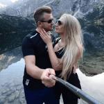 Dawid Narożny zakochany po uszy! W sieci pojawiło się urocze zdjęcie zakochanych