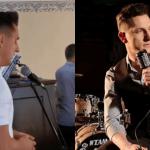 Lider zespołu Eratox śpiewa w kościele? Genialne wykonanie utworu podczas ślubu!