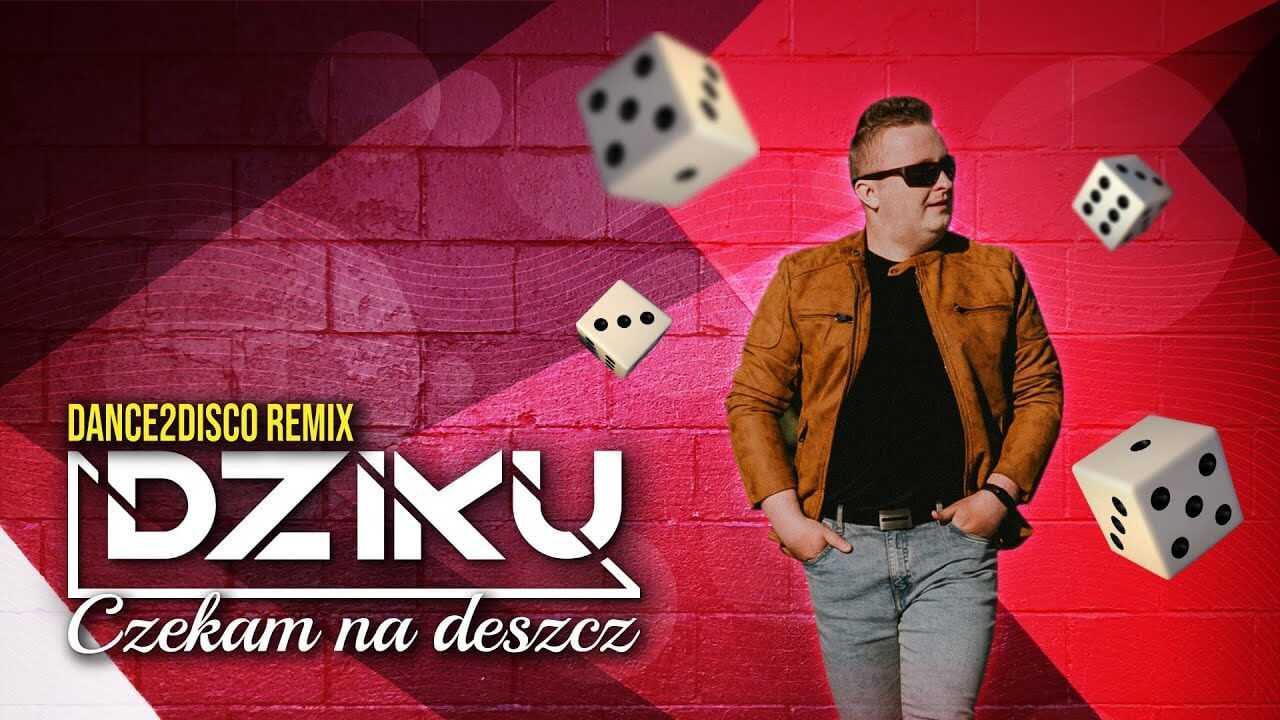 DZIKU – Czekam Na Deszcz (DANCE 2 DISCO remix)