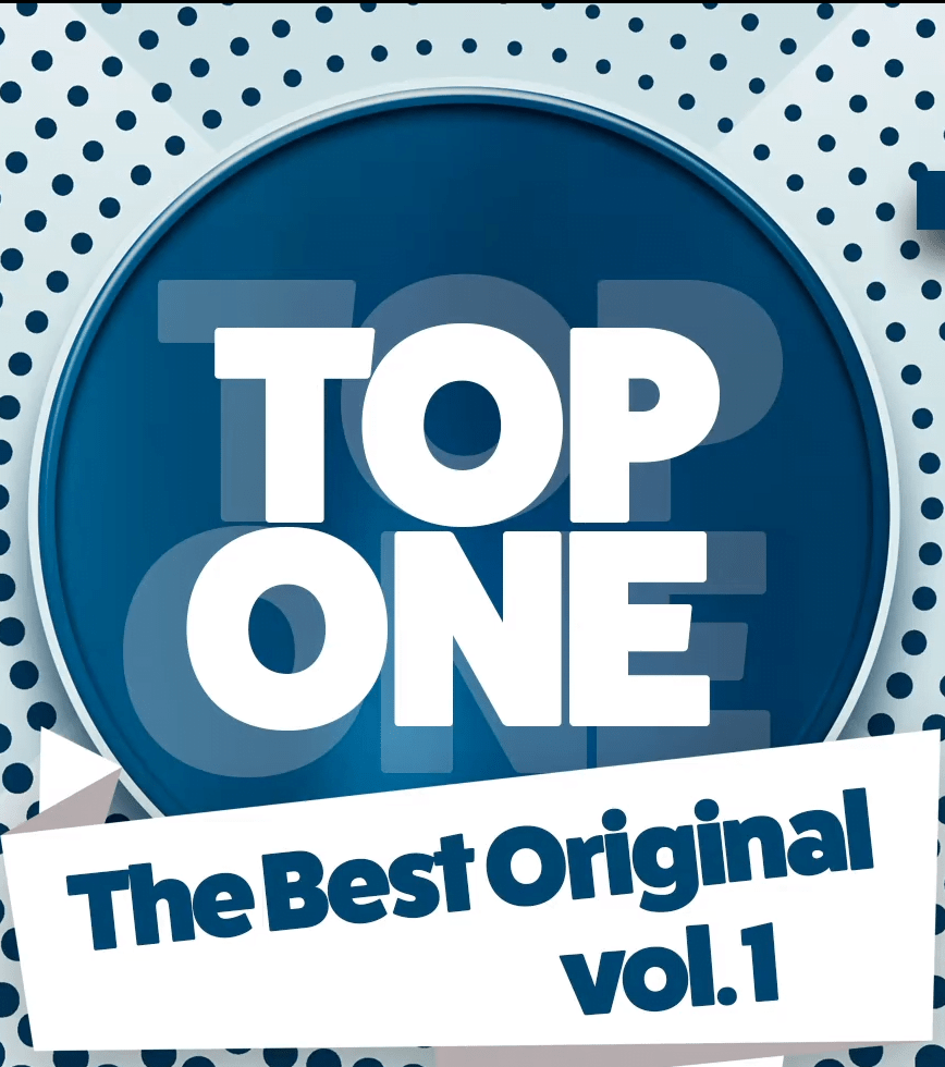 TOP ONE – The Best Original Vol. 1 (cała płyta)