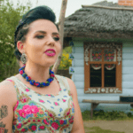 """Piękna wokalistka Folk Lady z kolejnym świetnym utworem! Nowość pt: """"Sasanka"""" już dostępna!"""