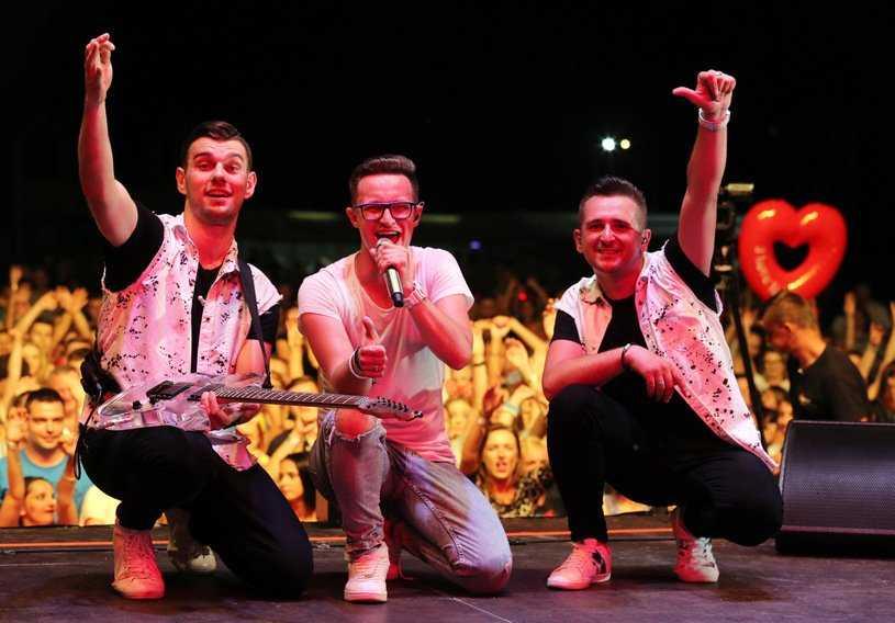 Grupa Playboys najlepszym zespołem disco polo?! Wyjątkowe nagrody na rękach członków zespołu!