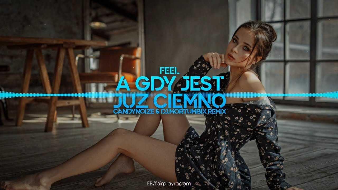 Feel – A gdy jest już ciemno (CandyNoize & Dj Mortumbix Remix)