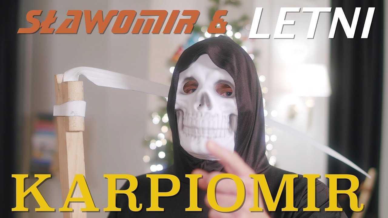 SŁAWOMIR & LETNI – Karpiomir