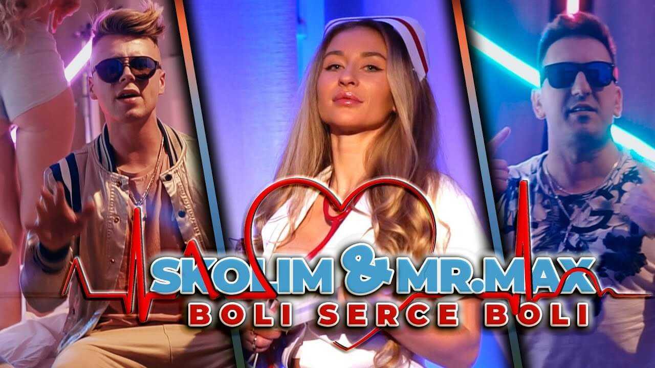 SKOLIM & Mr.MAX – Boli Serce