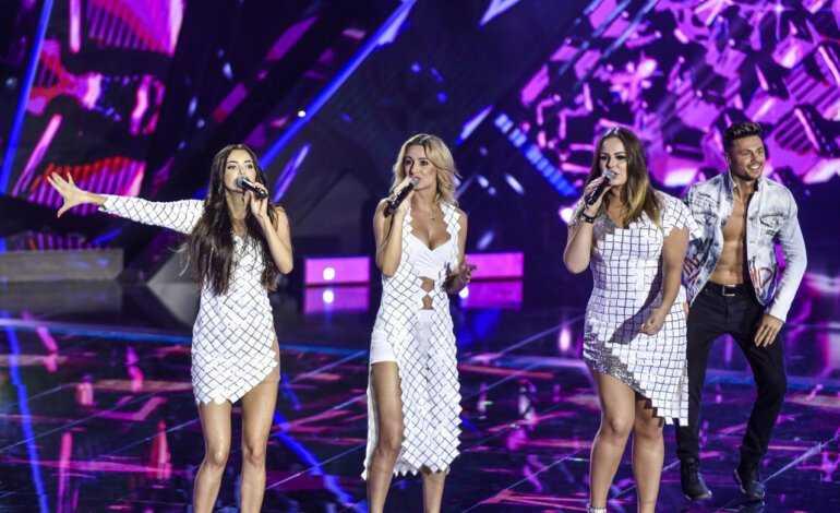 """Zespół Top Girls w utworze """"To nie USA"""" grupy Boys zaskoczył tysiące fanów!"""