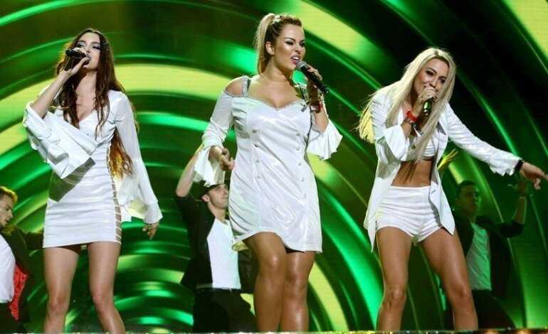 Rewelacyjny występ grupy TopGirls podczas Sylwestra Marzeń! Dziewczyny wykonały przebój lata!