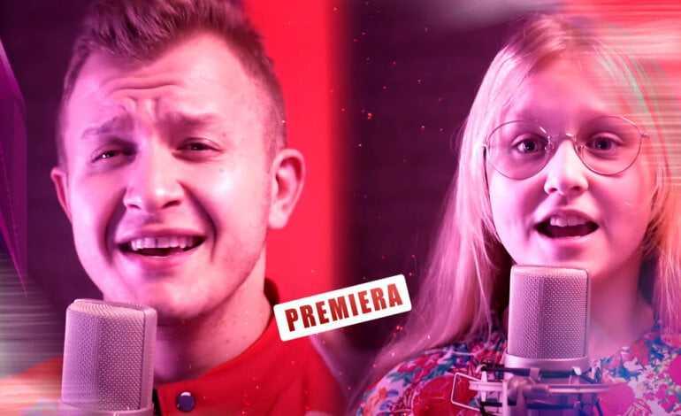 Premiera! Dawid Narożny & Gabi!  Tata z córką w duecie oczarował fanów!