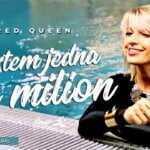 RED QUEEN – Jestem jedna na milion ( drugiej takiej nie znajdziesz)