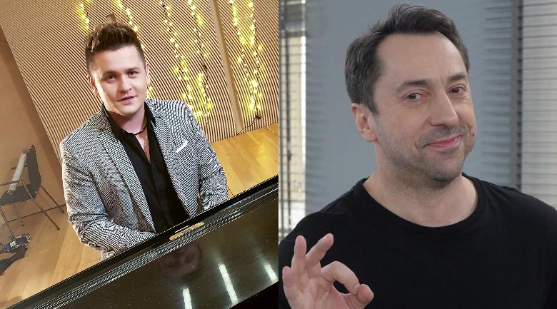 Arek Kopaczewski i Marcin Miller