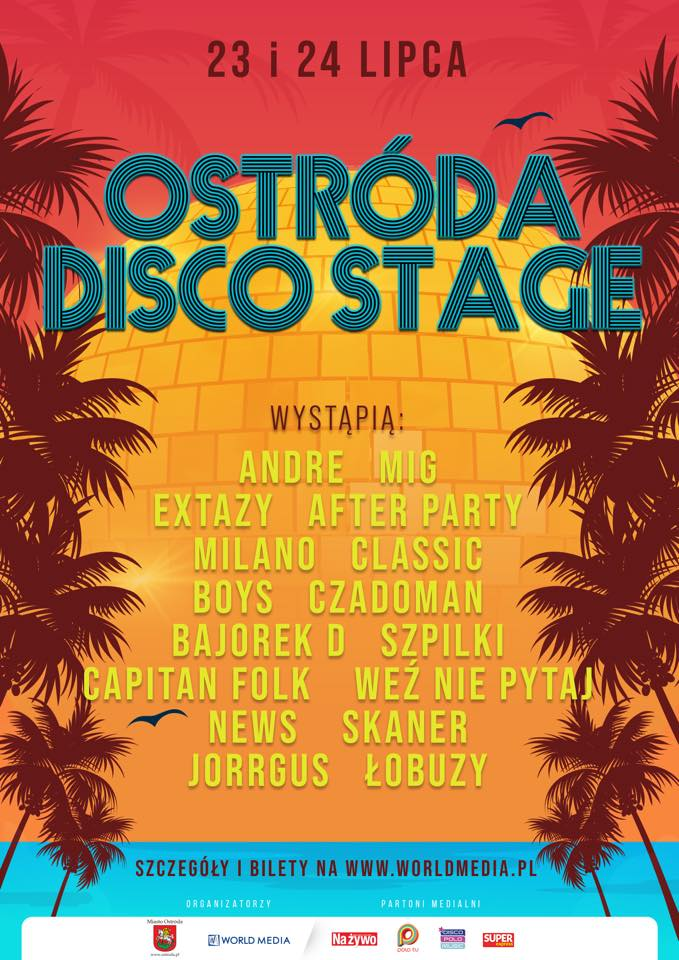 Disco Stage 2021